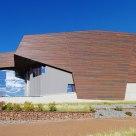Facade of Natural History Museum of Utah