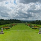 Formal Garden, Cliveden, England