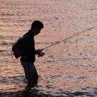 The young fisherman - Il giovane pescatore