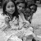 LOVELY CHILDREN FROM CAMBODIA