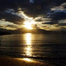 Magic sunrise on the sea (2)- Magica alba sul mare(2)