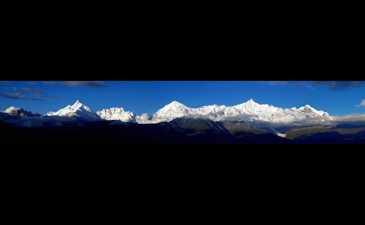 MeriSnowMountain panoramic