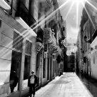 Echegaray Street, Málaga