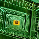 Vertigo in Green