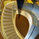 Stairs in Salt Lake City Public Library