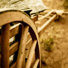 Handcart at Rest