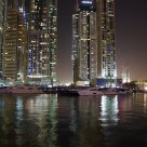 one night in Dubai Marina