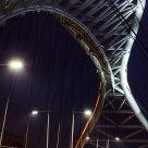 Ponte di notte dopo la pioggia - After Rain Night Bridge