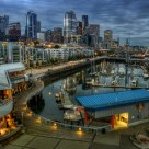 Seattle City Scape