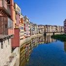 Balcones sobre el río Oñar