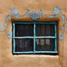 The Turquoise Window