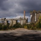 Cement plant remains, Grodziec