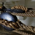 Ropes and pulleys