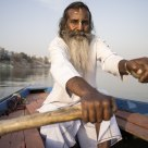 The Boatman, Varanasi