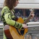 Guitarist beauty