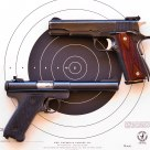 Bullseye Competition pistols