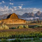 Grand Teton Morning