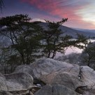 Weverton Cliffs at Sunset