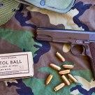 U.S. M1911A1 .45 PISTOL