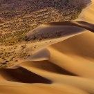 Beautiful Badain Jaran Desert