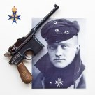 Richthofen:  the Red Baron of World War One