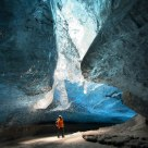 Ice Cave Flow