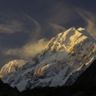 Clearing Storm Over Mt. Cook