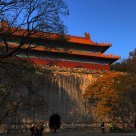 Twilight of the Ming Xiaoling Mausoleum