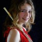 Lisa, flutist.