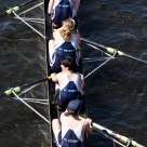 Rowing on the Ouse  York