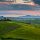 Toscan landscape