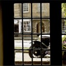 Through a Cotswold Window