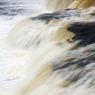 'Lower Falls Up Close'