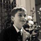 Edoardo, my nephew