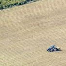 tractor from the sky
