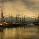 The Harbour at Calvi