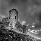Torre della Rocca di Calascio / Tower o Calascio's Stronghold