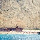 Smugglers Cove and Panagiotis Shipwreck