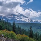 Mt Hood Summer View