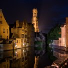 Brugge by night I