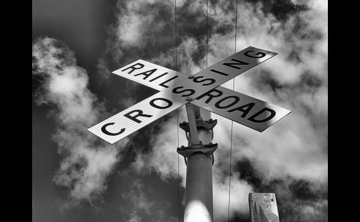At a Crossroads...