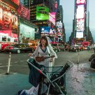 Time Square Bride