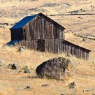 West Butte Barn