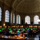 The Library of Boston