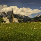 The Church at Maria Alm