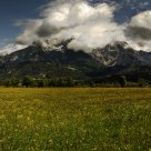 Clouds and The Mountain