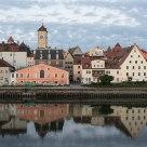 morning in Regensburg
