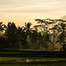 Mount Agung Dawnlight