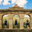 Tre sotto gli archi / Three under the arches