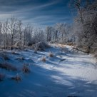 Just a simple landscape at -3 degrees.